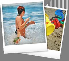 Schönen Urlaub (Polaroids)